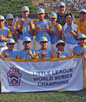 Honolulu Little League Team